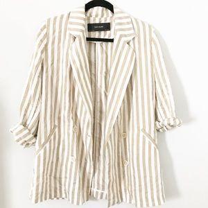 Zara summer blazer
